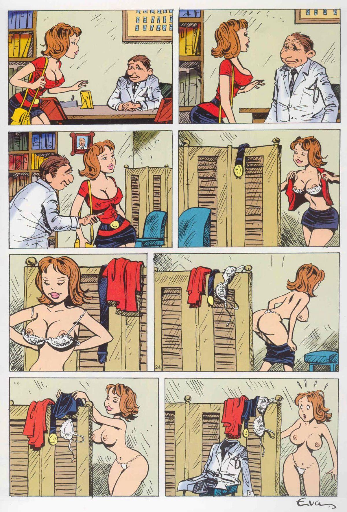 Секс комиксы для взрослых 4 фотография