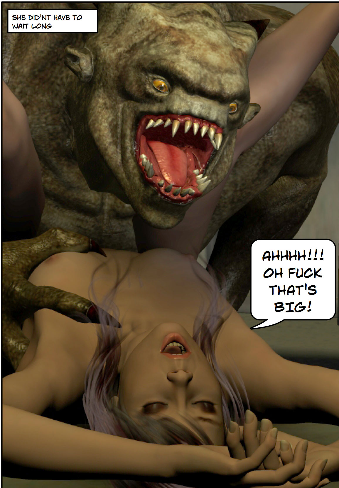 Monsters v aliens nude hentai galleries