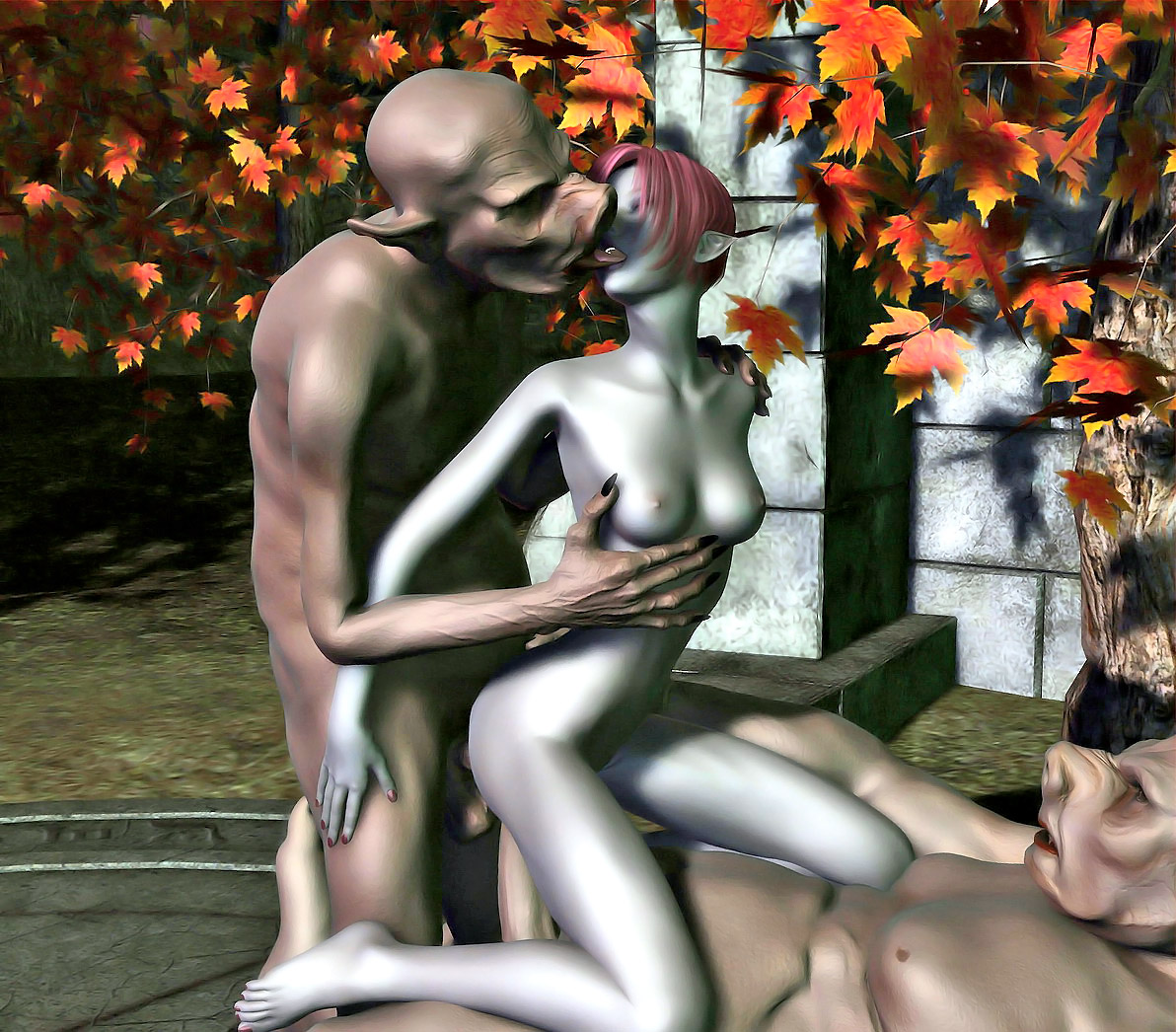Fucked by house elves naked picture