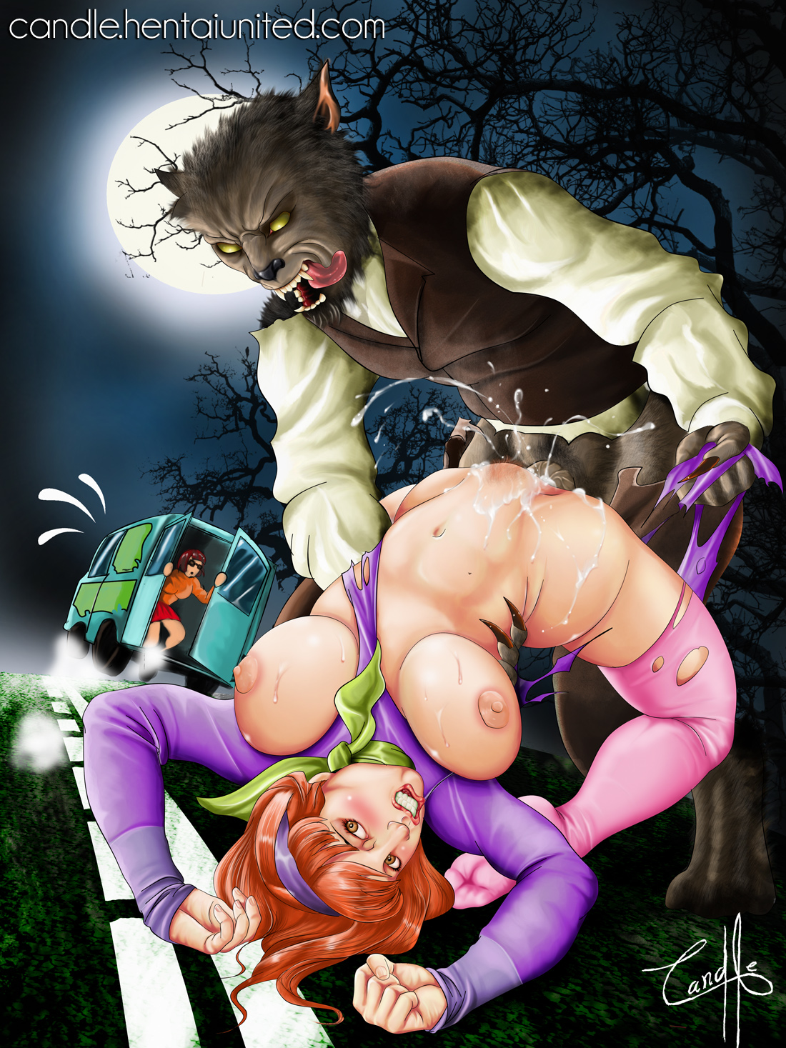 Monster hantal porn cartoon 3gp erotic gallery