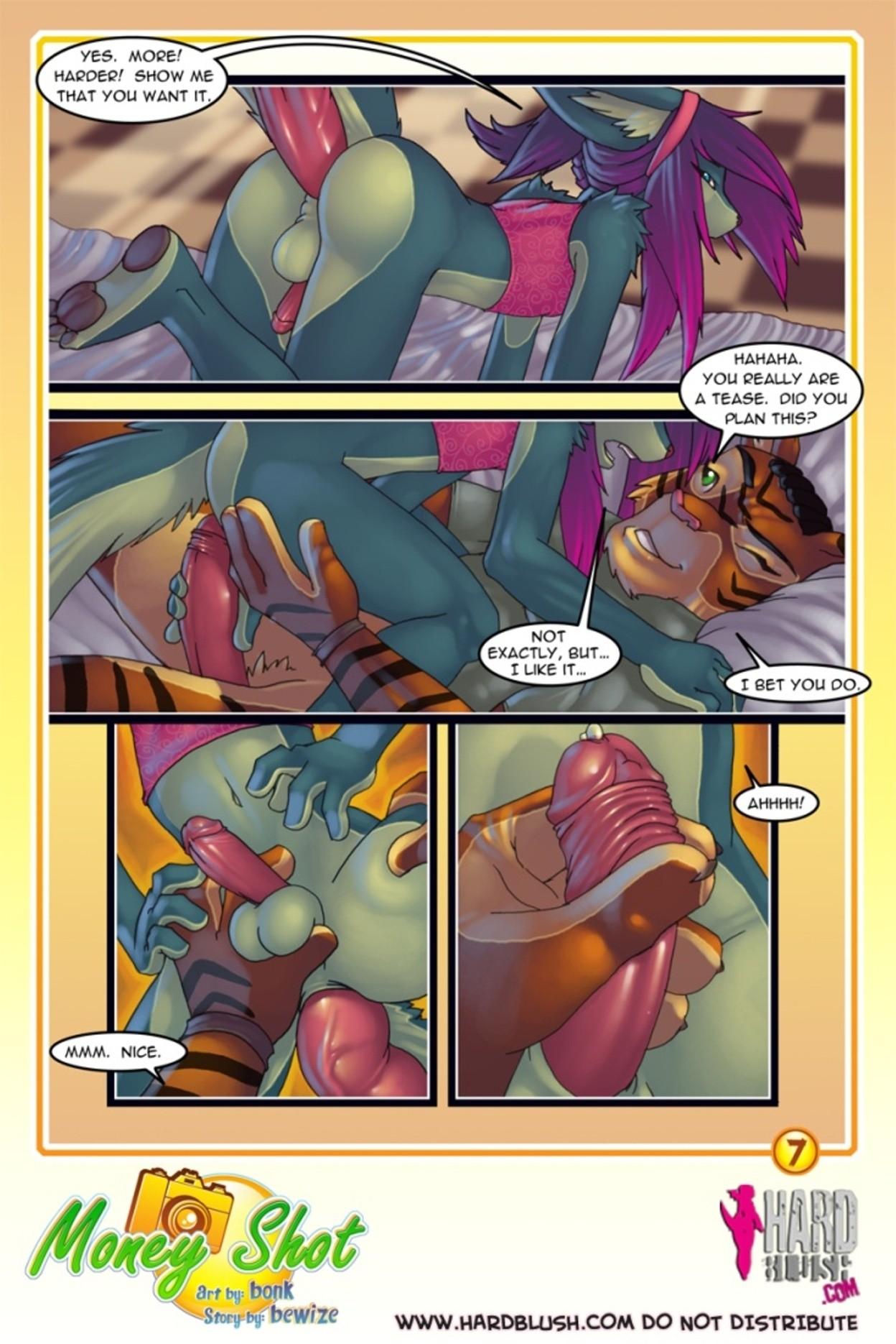 Furry Comics Porn Comics
