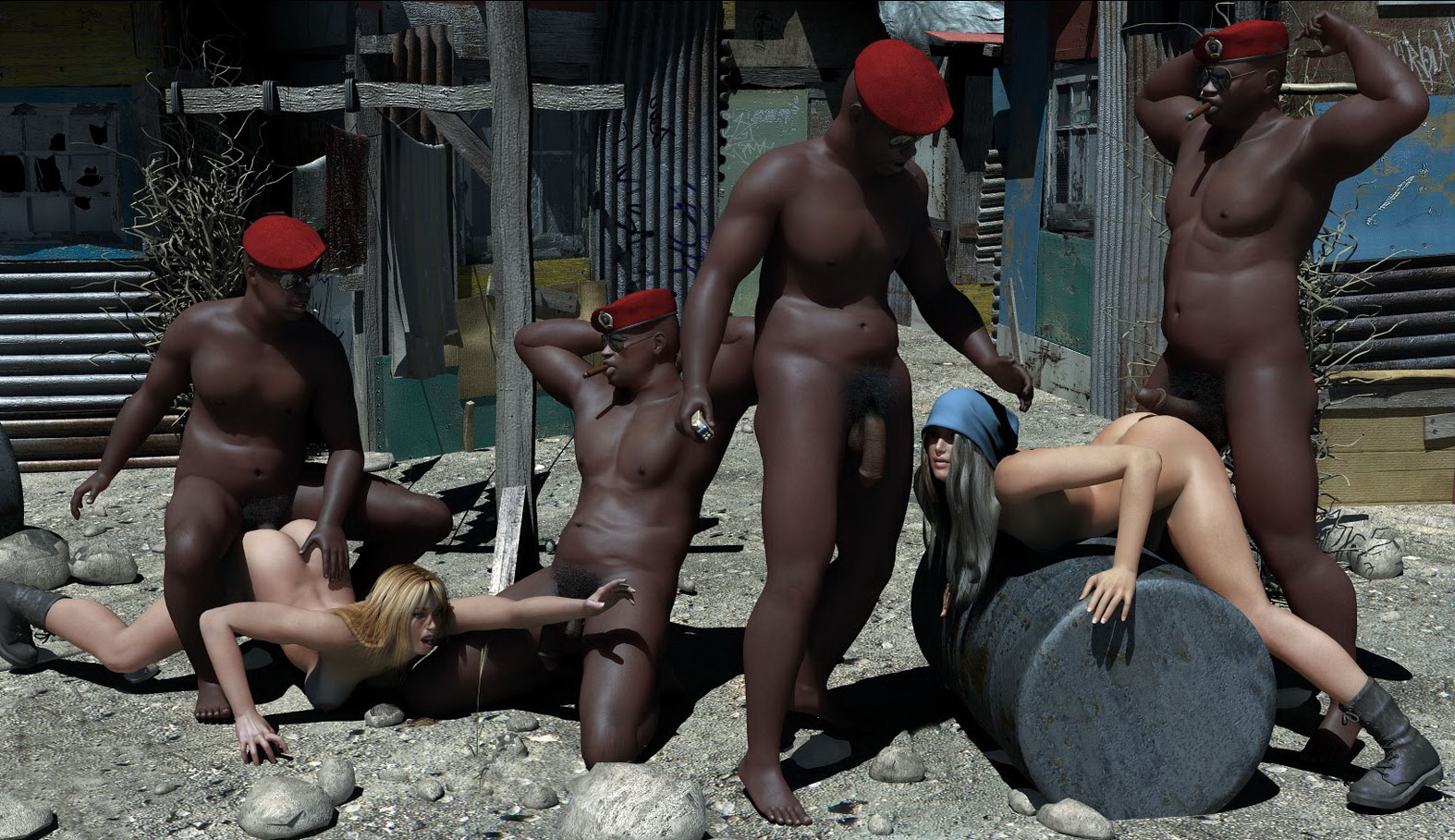 Cartoon african slaves sex pics xxx pics