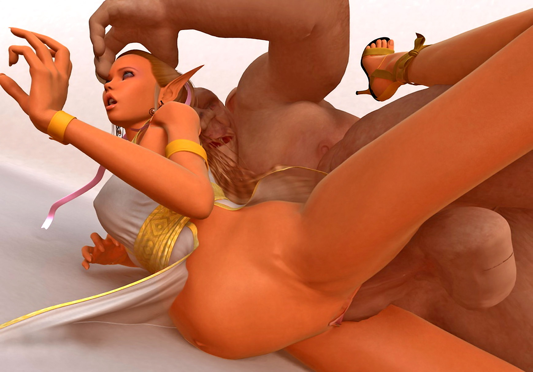 3d elf princess fucked by monster hentai cartoon tube