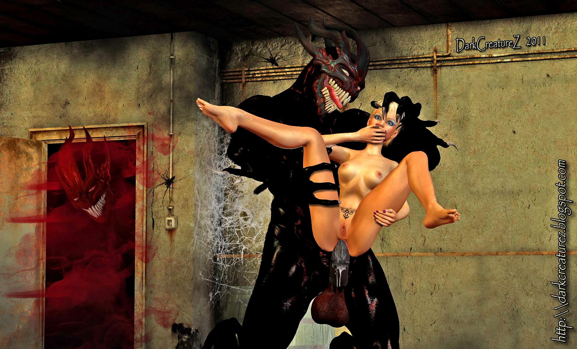 Секс игры монстро 2 фотография