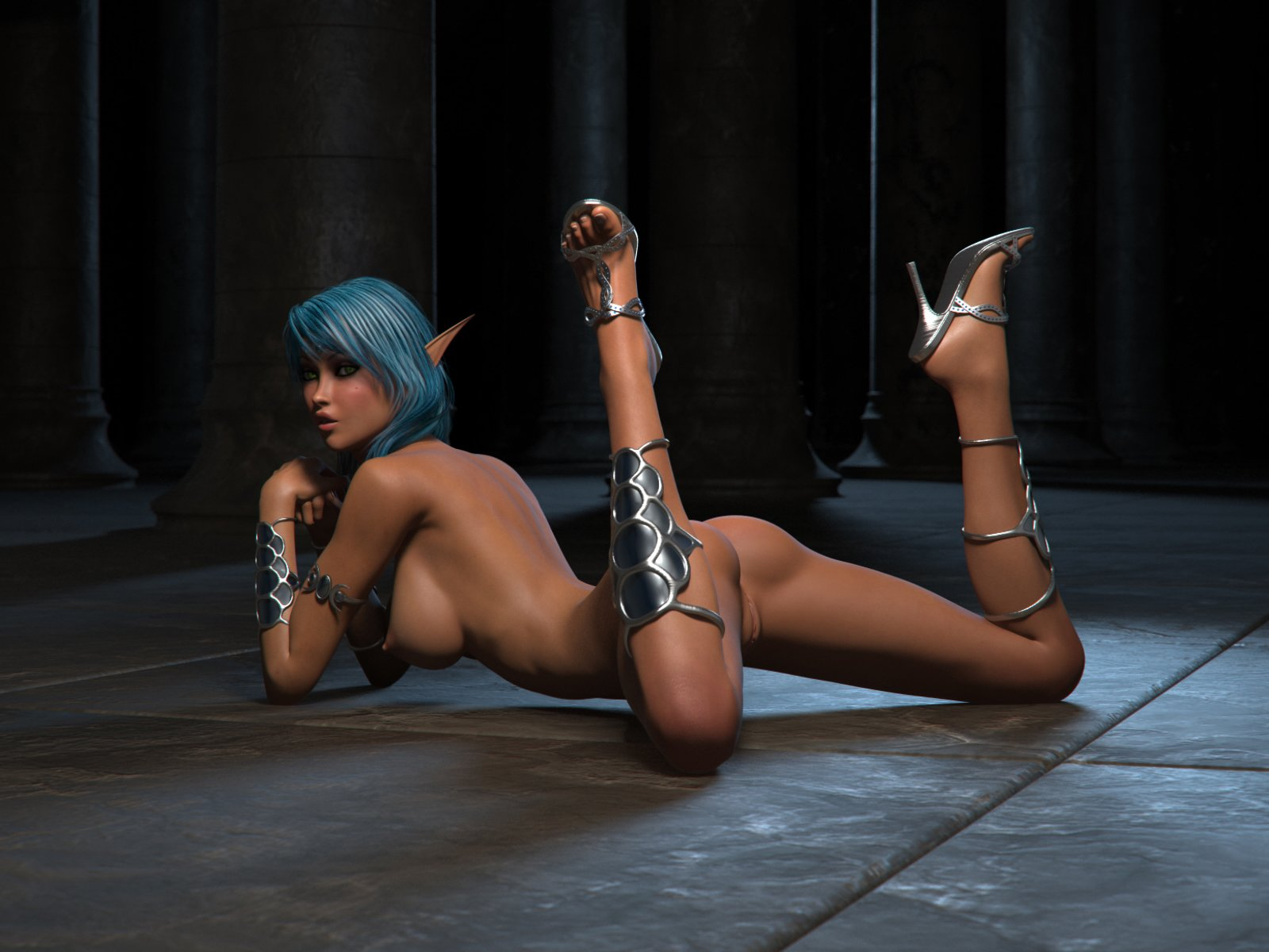 Sexy elf gf softcore movies
