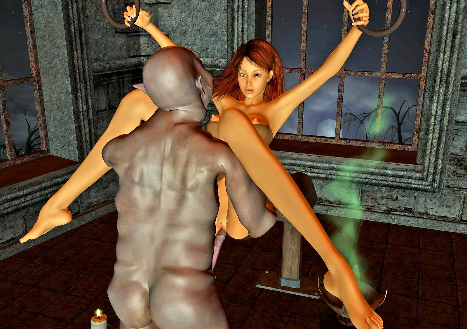 3d monster madness sex photo porncraft image