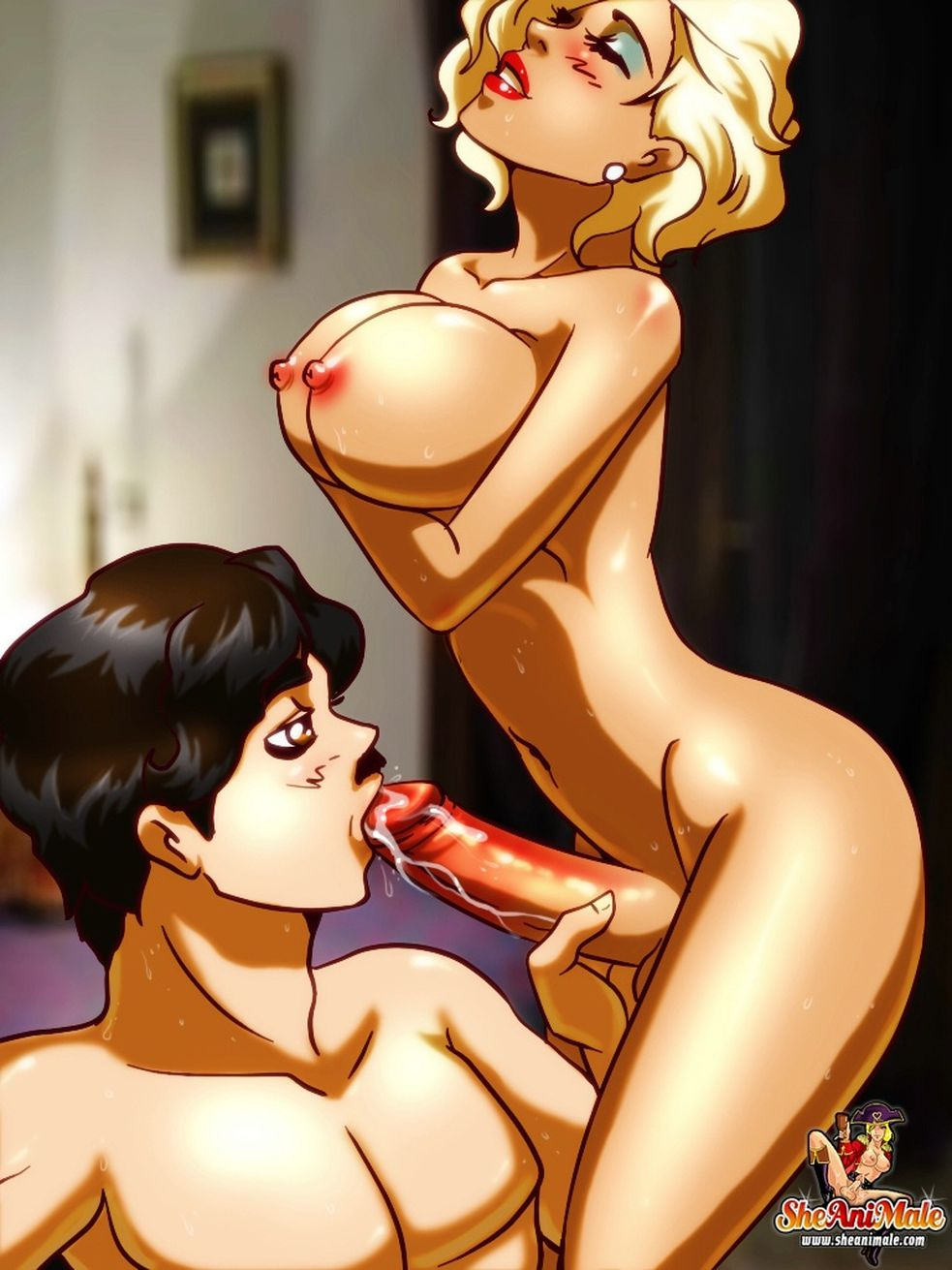 Naked faries sex toons