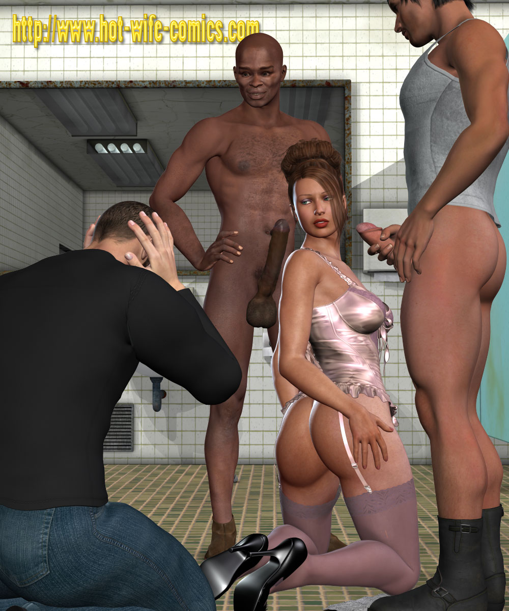 3d adult cartoons girls sucking porno photo