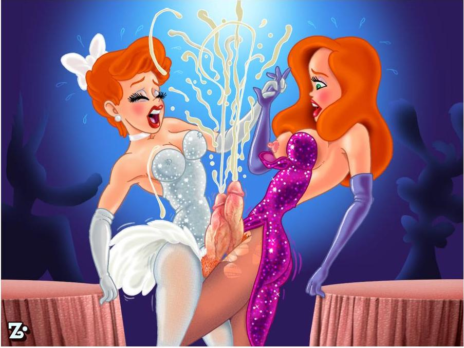 Jessica Rabbit Porn Pic Who Framed Roger Naked