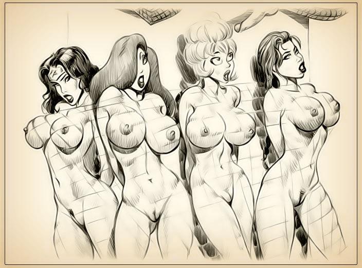 Talk Jessica rabbit sketch nude also not