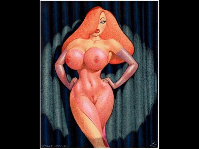Jessica rabbit real life xxx