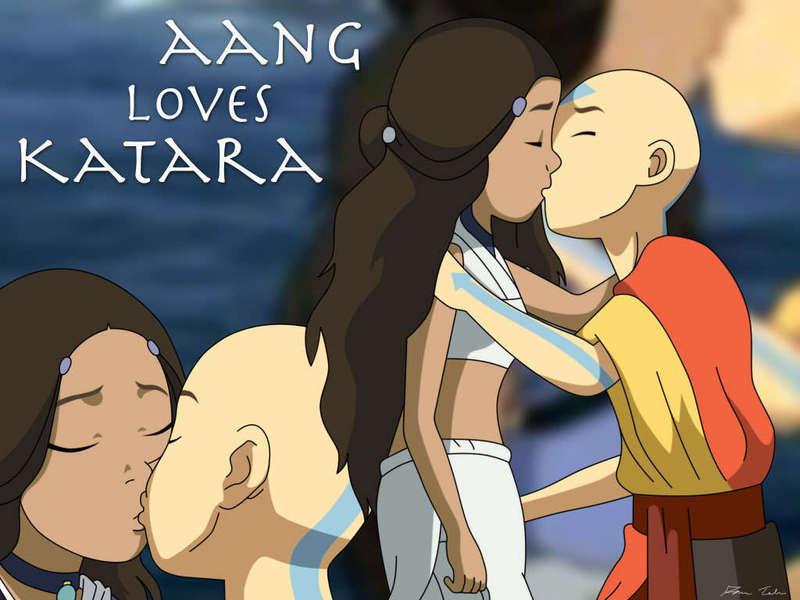 The avatar and katara having sex