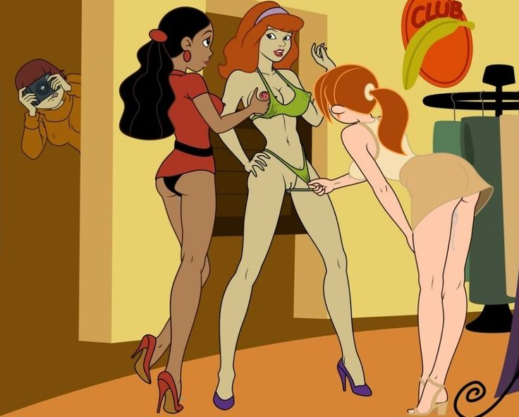 xxx scooby dafni doo photos cartoon