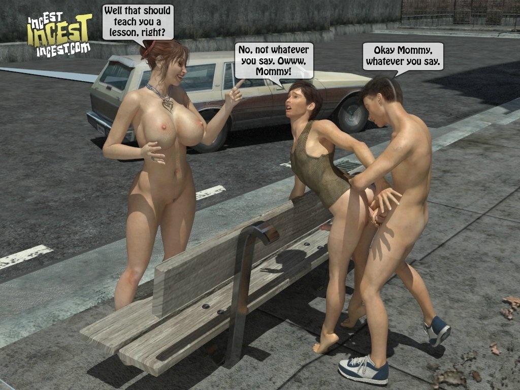 porn bad boy comics