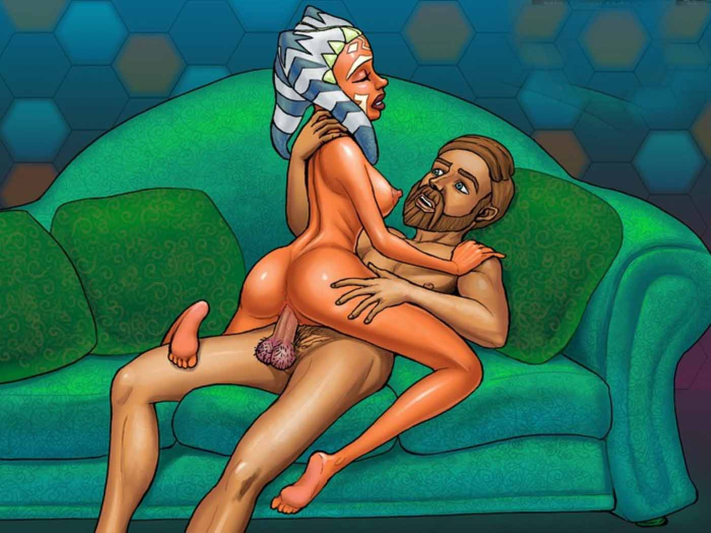 Starwars cartoon porno pics erotic scene