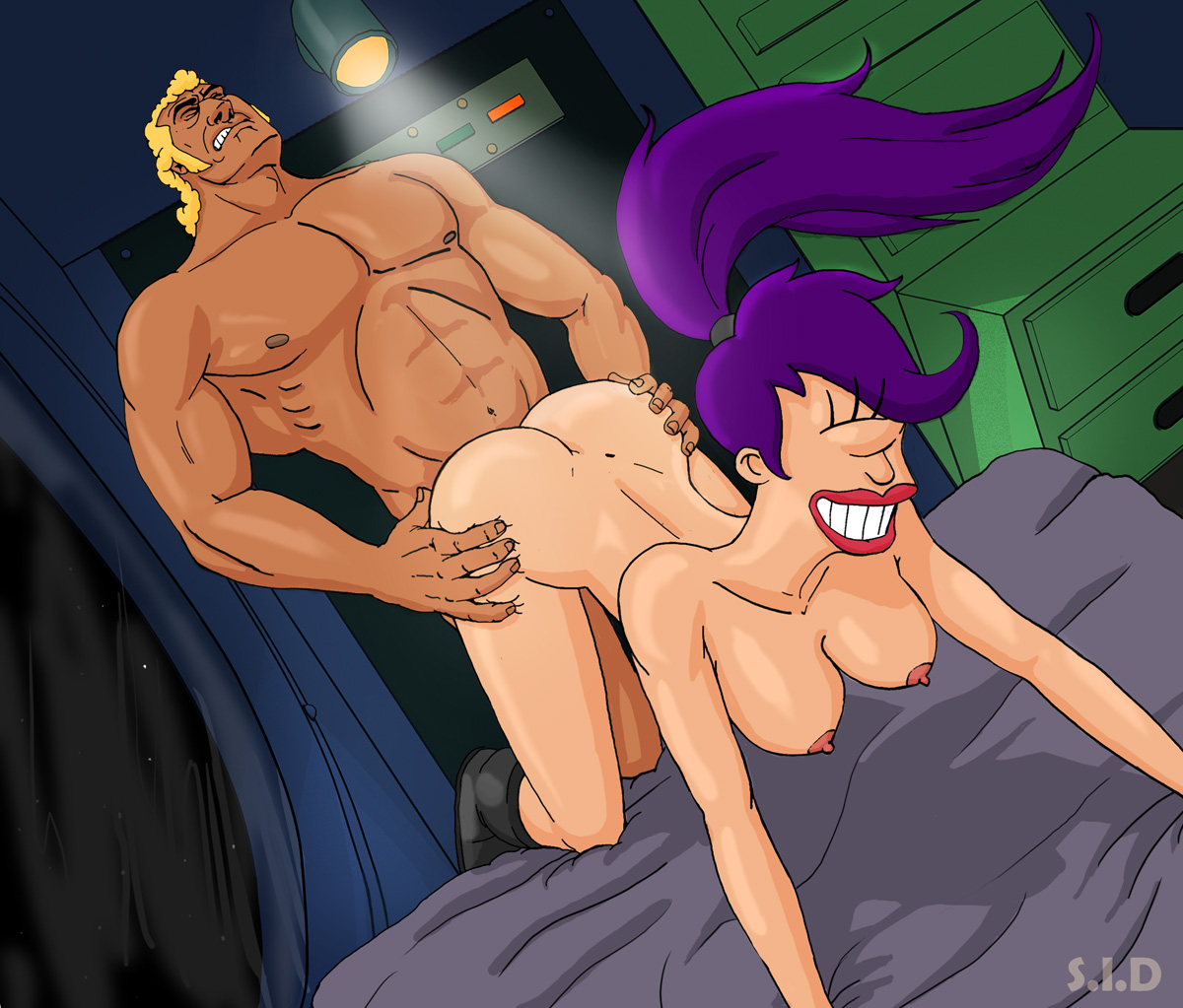 cartoon sex porno