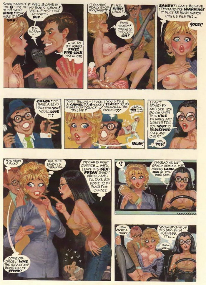 порно комиксы табу