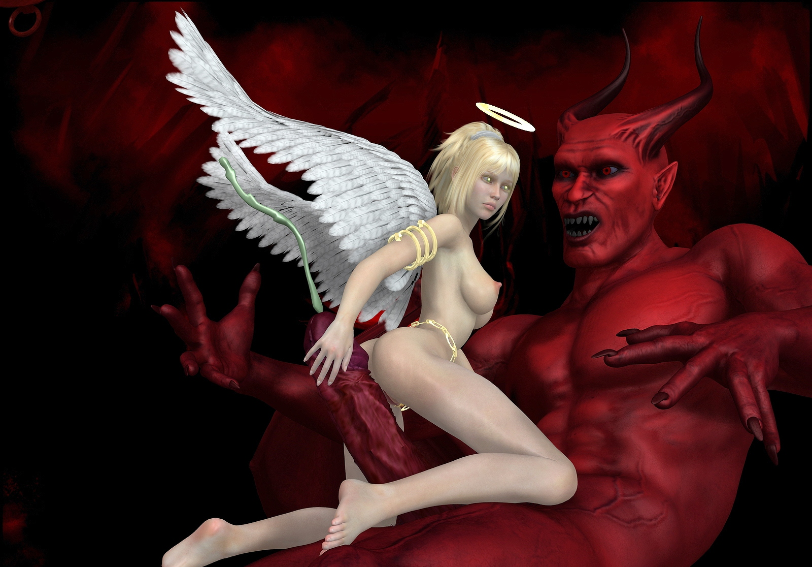 Cosplay demon fuck photo naked images