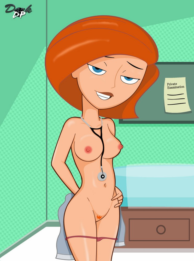 Porn Cartoon Toon Cartoons Heroes Nickelodeon Shemale Kimpossible Futa