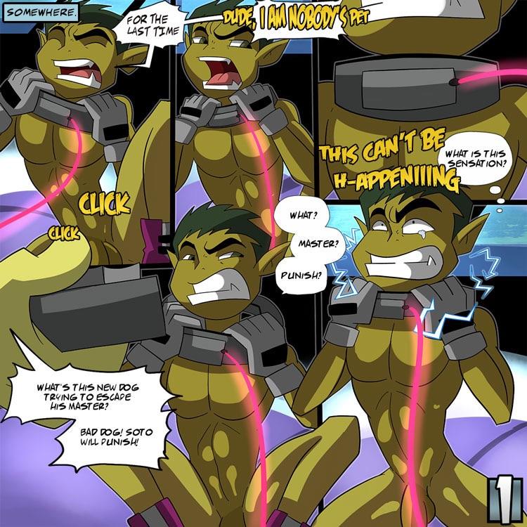 anime comics nude gay