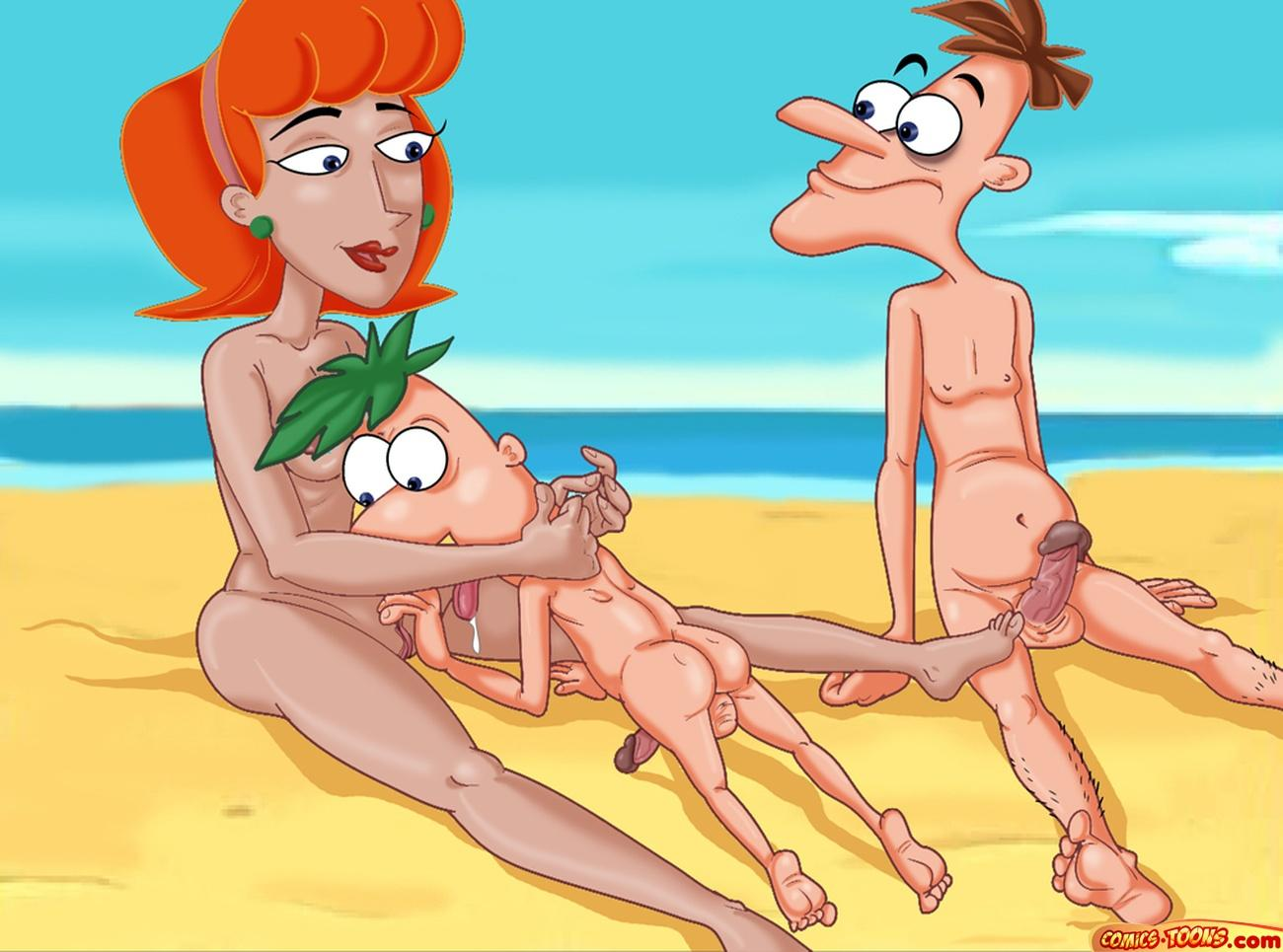 You mean? Cartoon porn candace flynn the answer