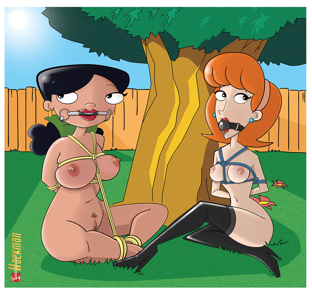 Phineas porn candace and ferb stacy