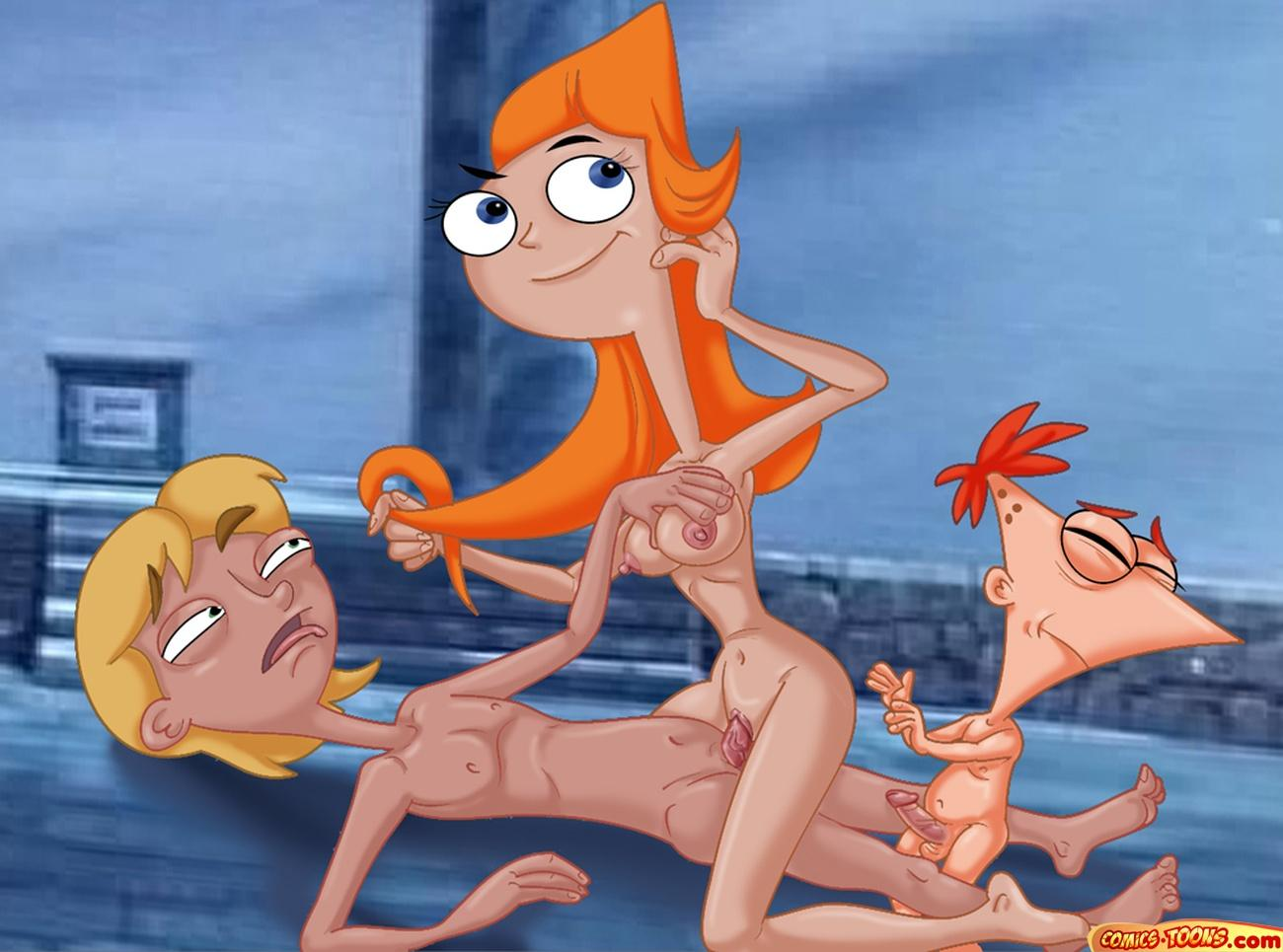 Join told Porno di phineas e ferb sorry