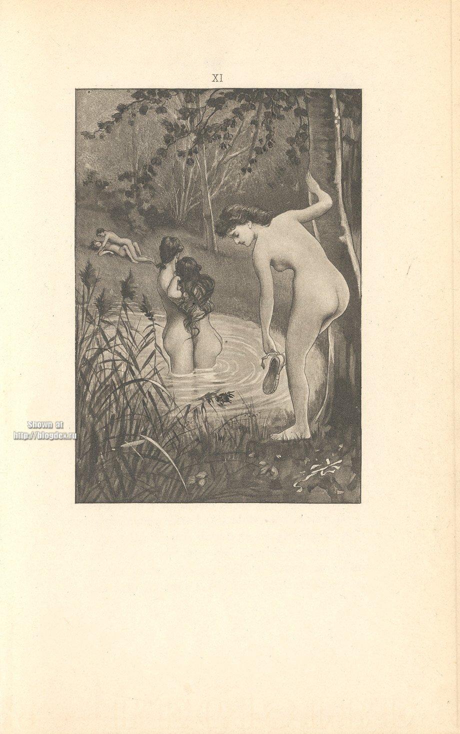 Эротическая иллюстрации к литература 4 фотография