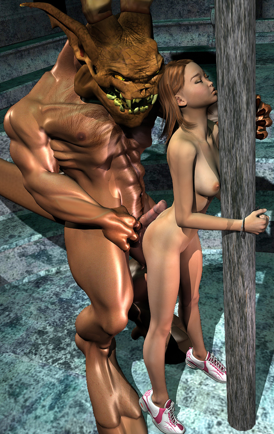 3d horror sex gallery anime pics