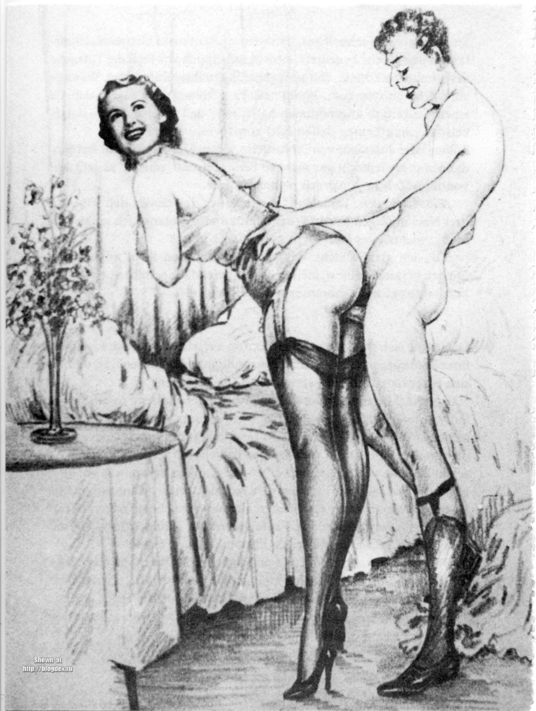 Cartoon pornpics sexy wifes