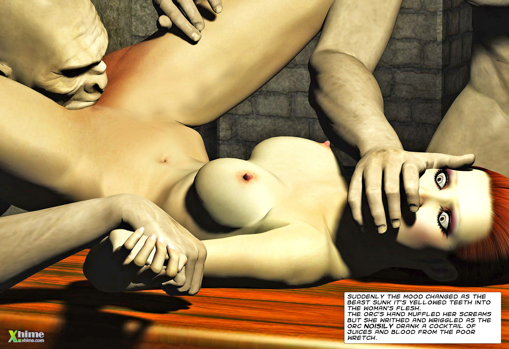 3d monster sex buffy fucked photo