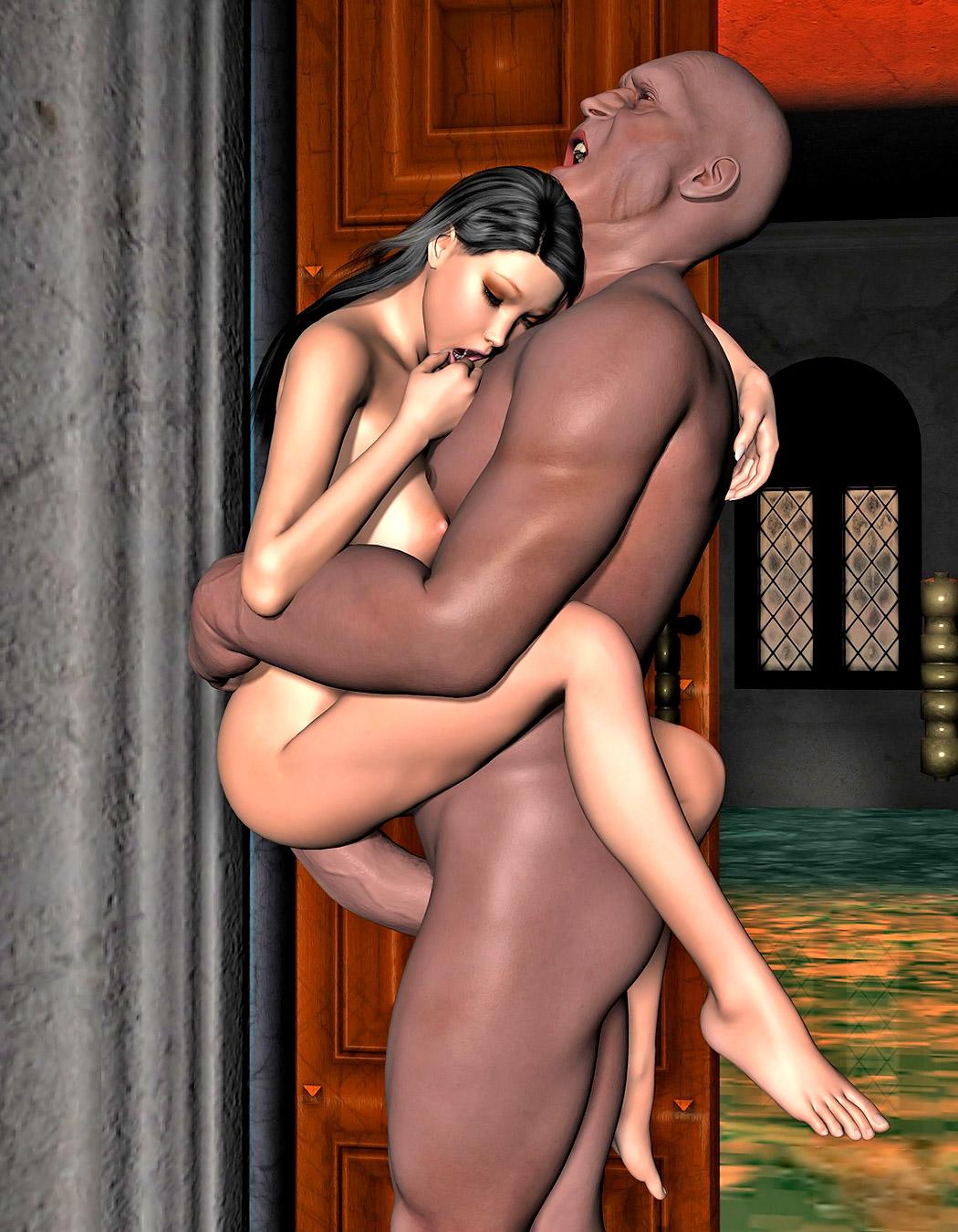 Naked fantasy cartoons hentia image