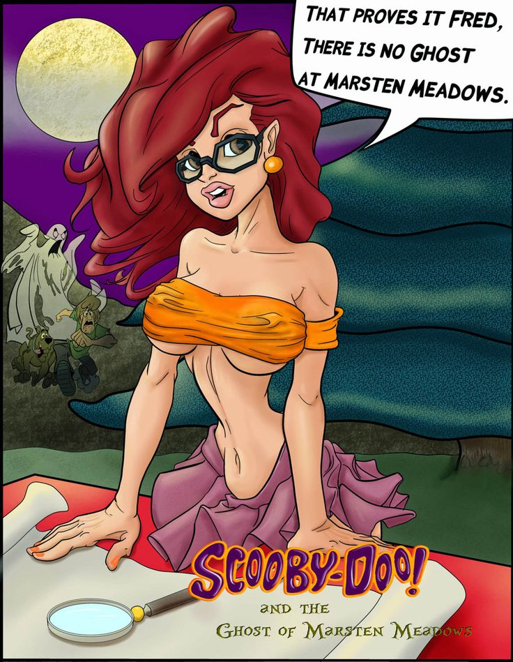 Think, Scooby dooby doo xxx was and