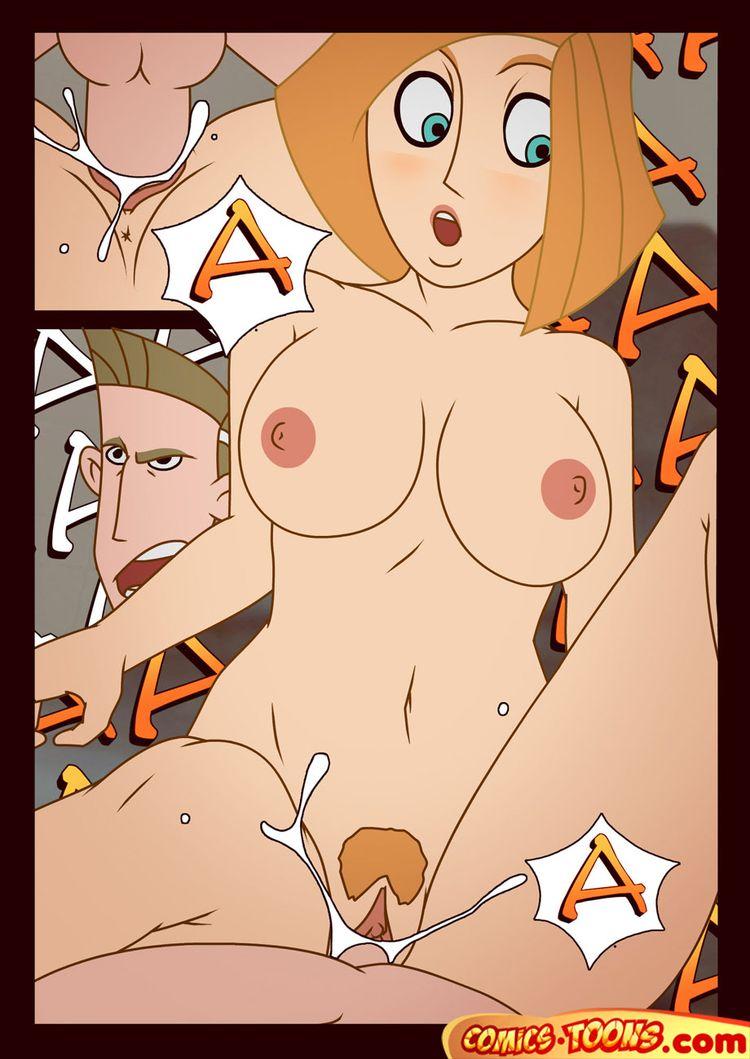 Sextoon nude pic fucked scene