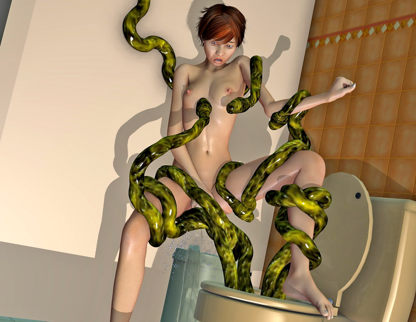Monster sexy in 3d creatures adult gallery