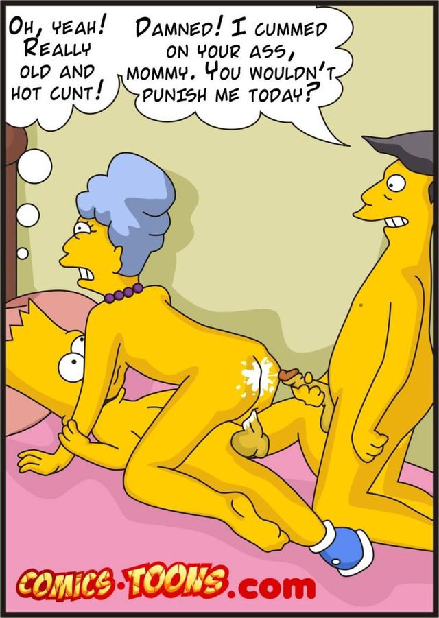 simpson toon porn pic porn simpsons pictures media toon