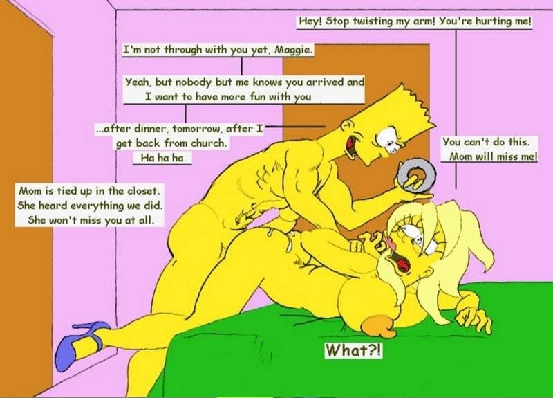 porn stories xxx Simpsons