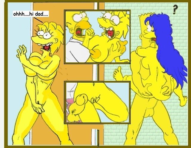 simpson toon porn pic hentai porn simpsons comics story never ending
