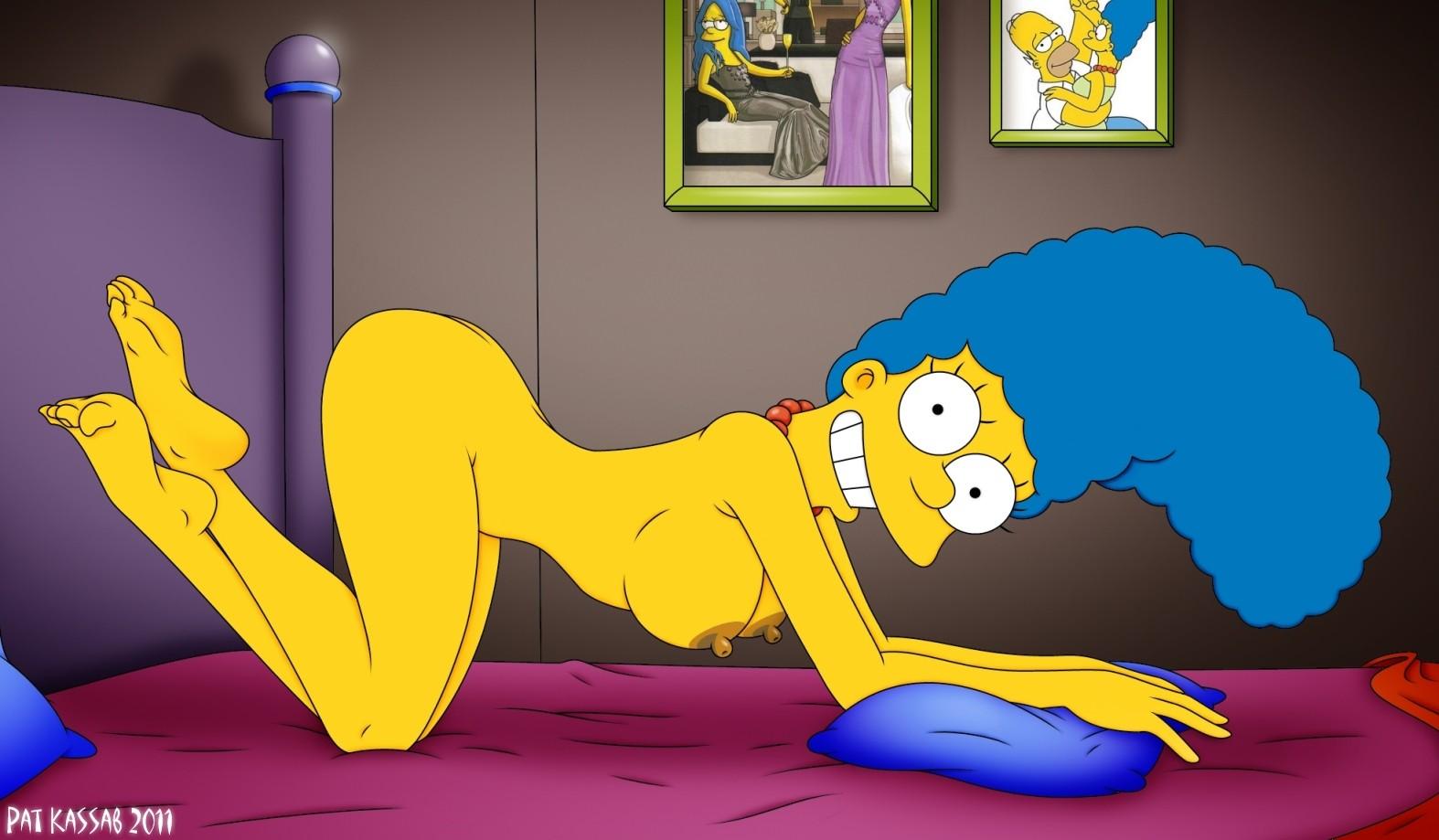 Cartoon free erotic simpson sexy pic