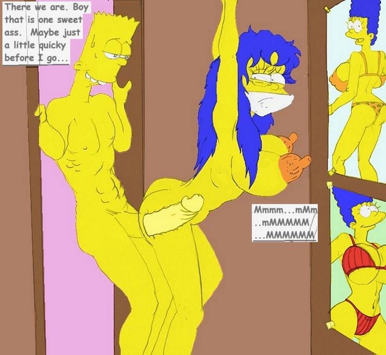 Порно 3д симпсоны