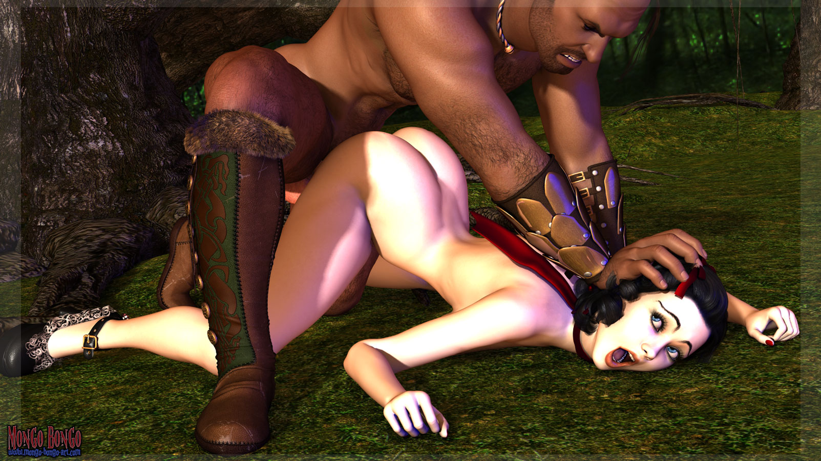 Snowwhite princess sex 3d image hentia videos