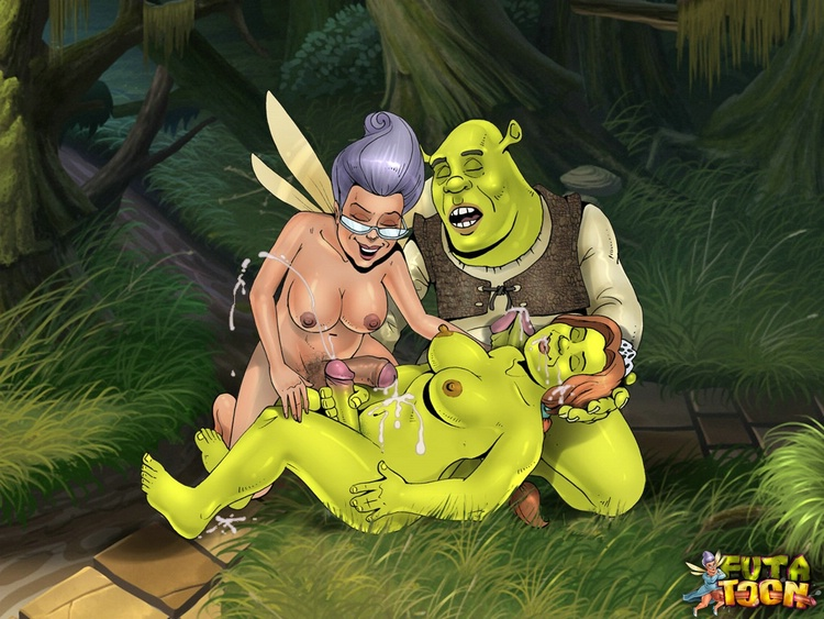 Toon Network Porn Porn Shrek Futa.