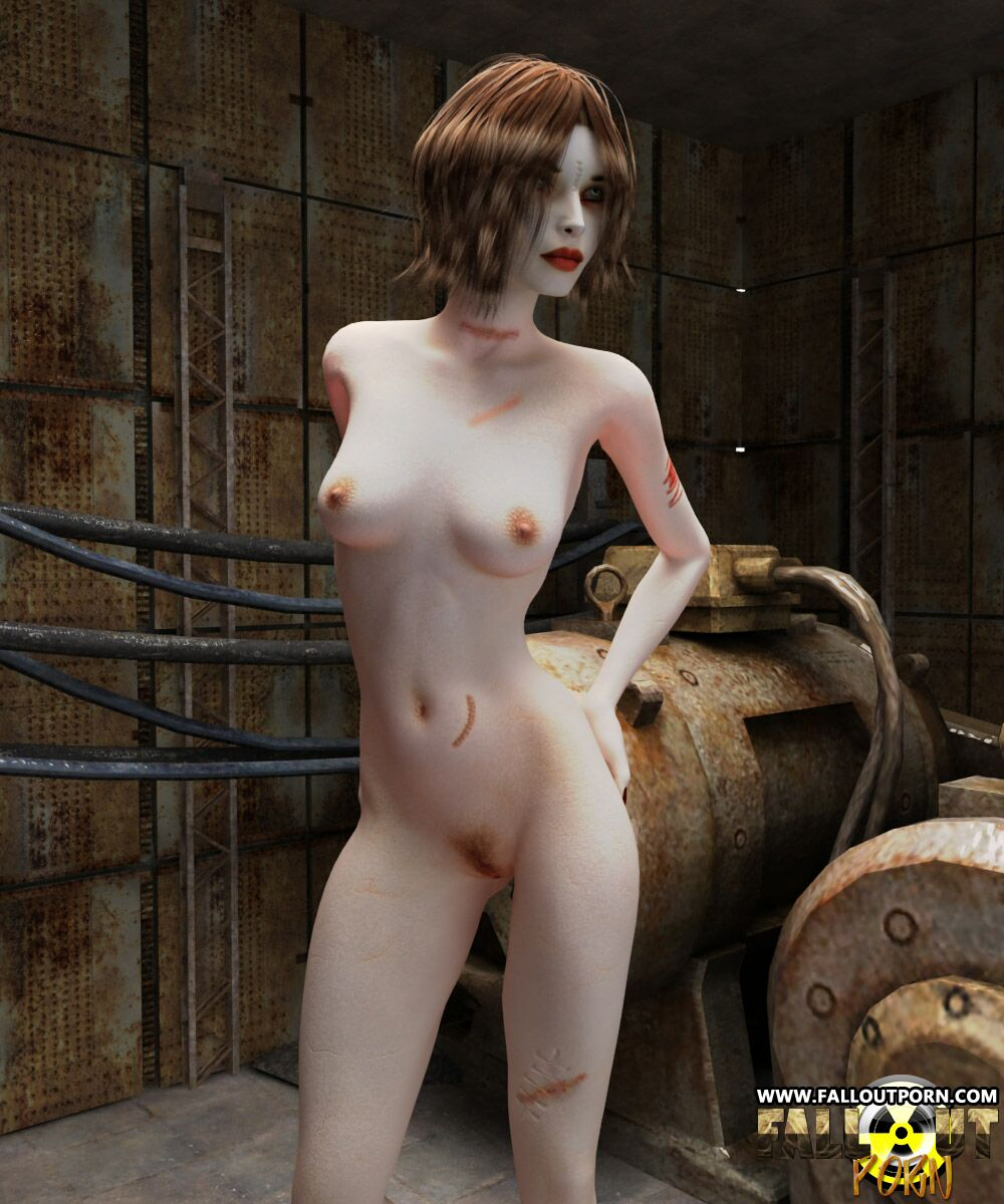 Nude with zombie porncraft scenes