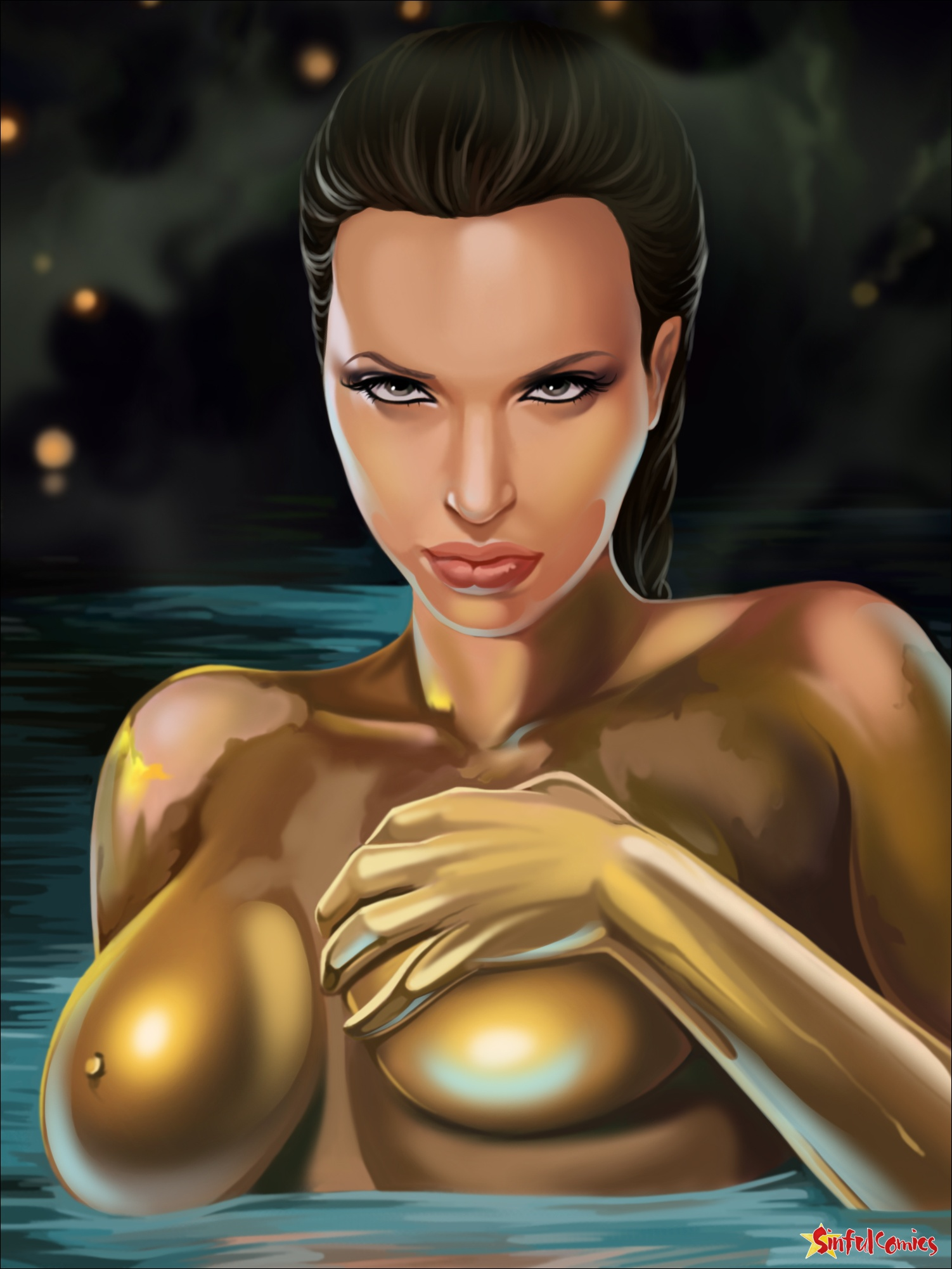 Angelina jolie hentai naked pictures