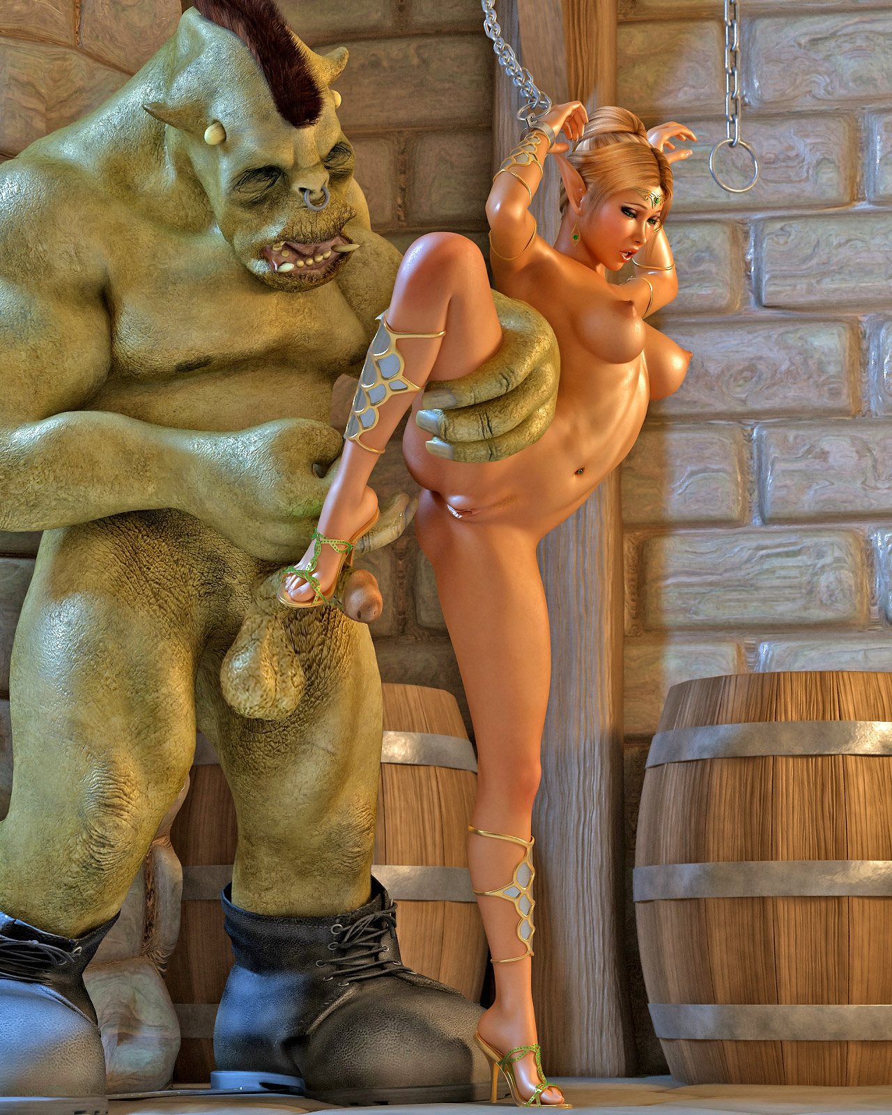 Goblan sex toon cartoon video