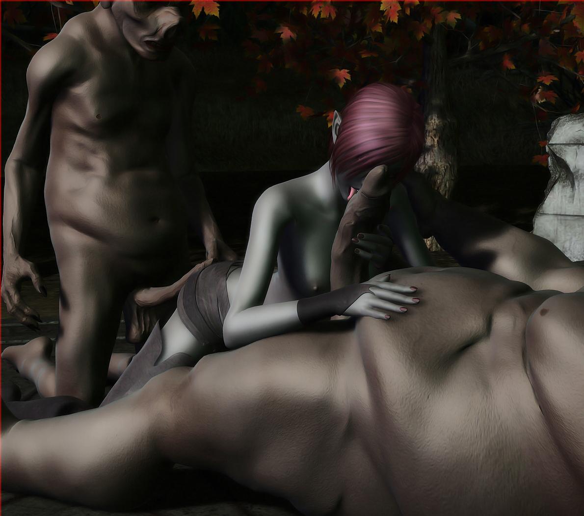 Everquest dark elf porn erotic picture