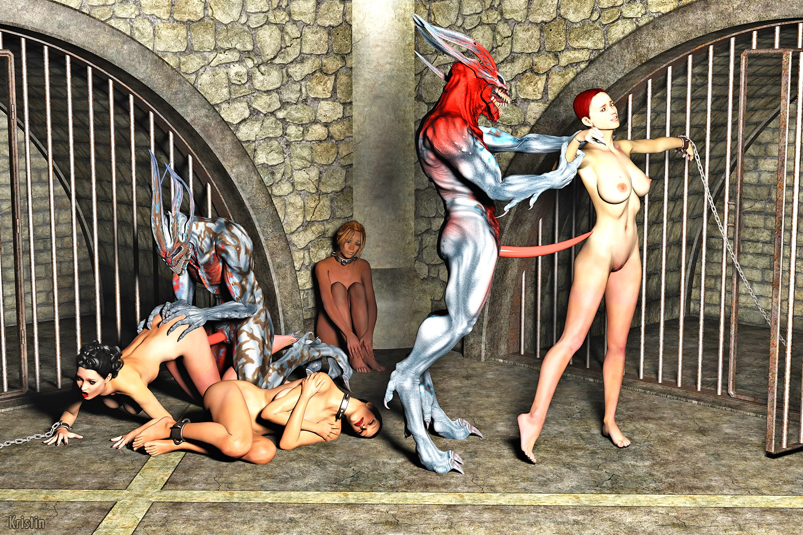 Monster sextoon pics fucked picture