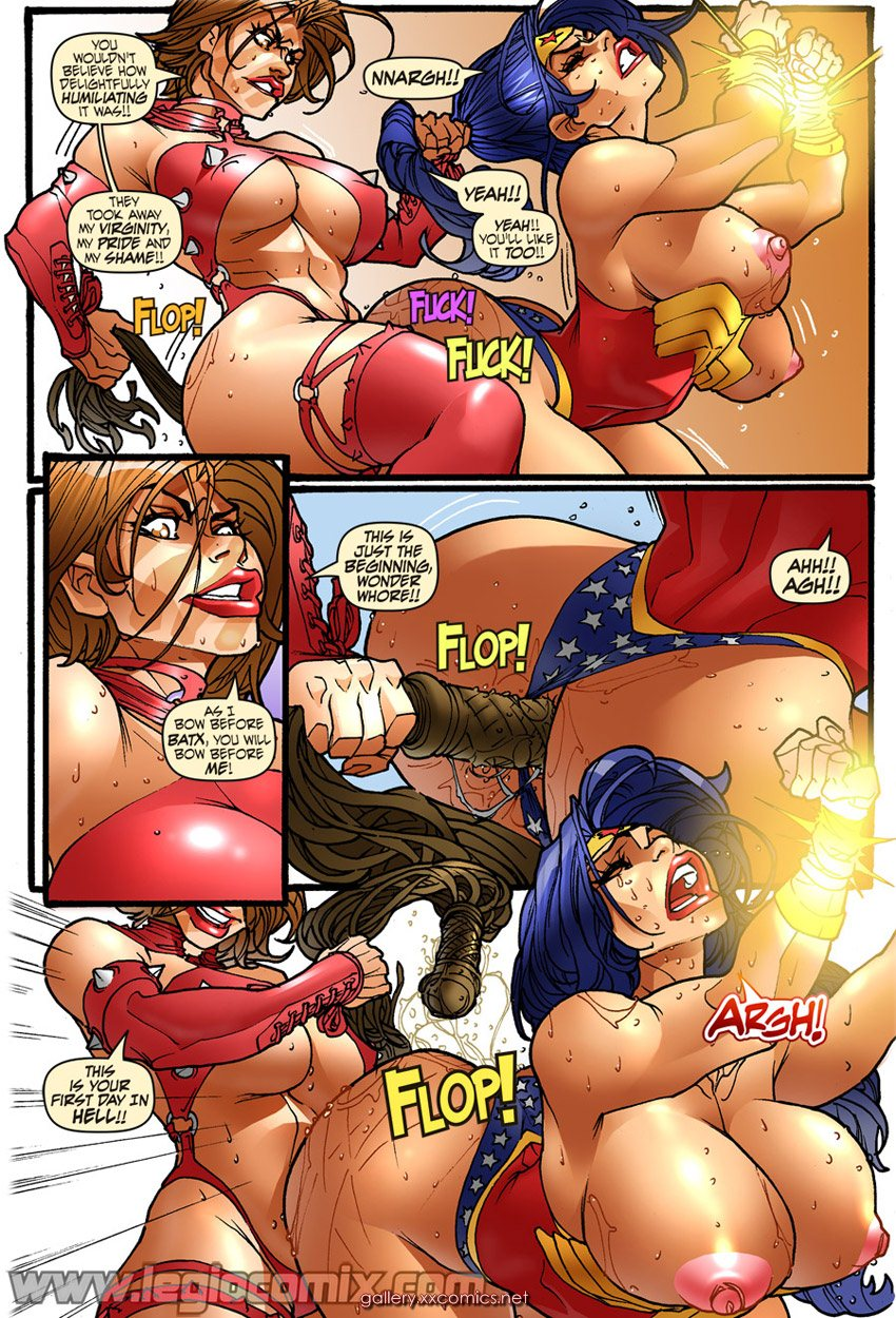 Hentai porn images of wonderwoman erotic photo