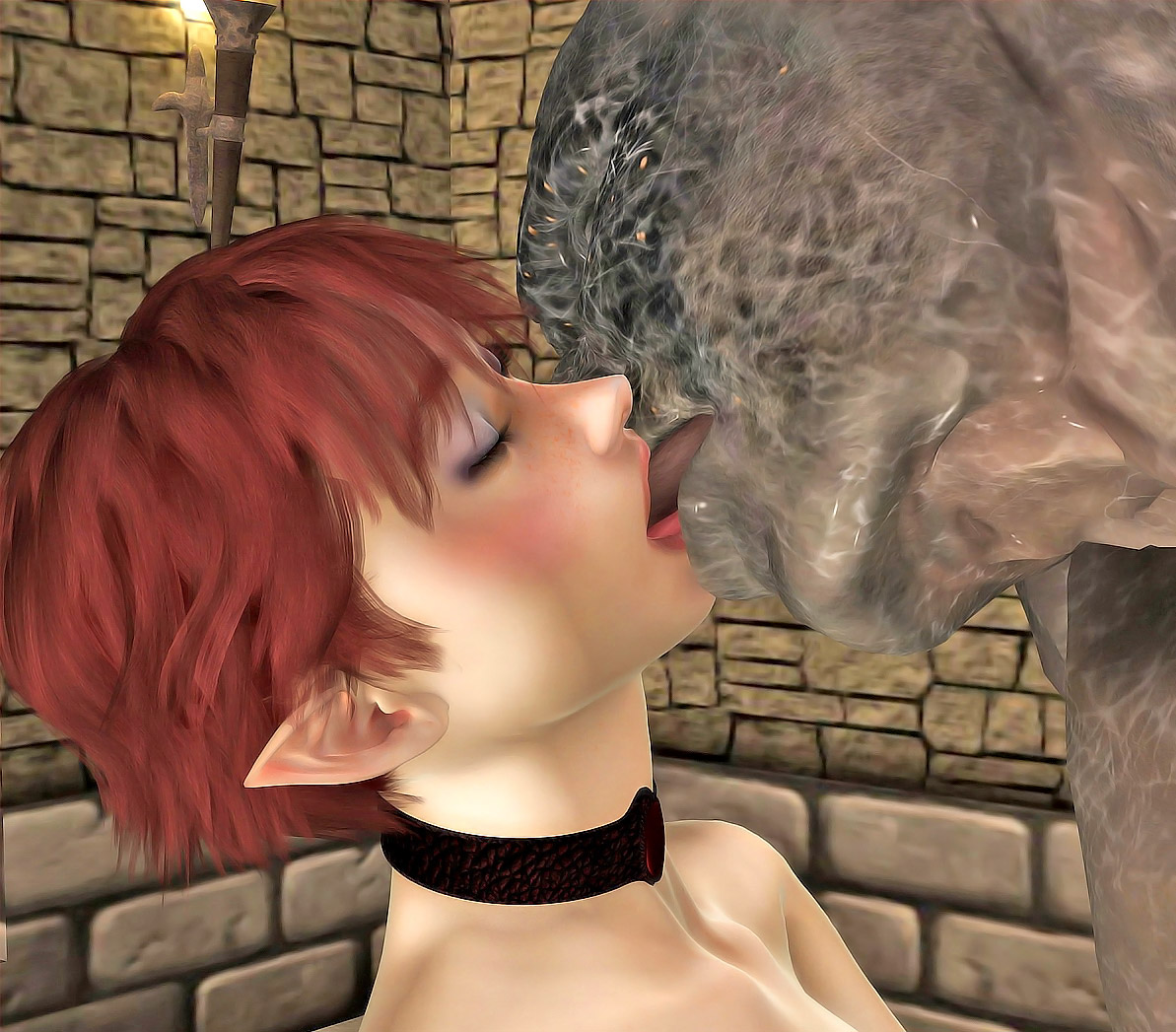 Elf demon girl being fucked by prince hentai amature woman