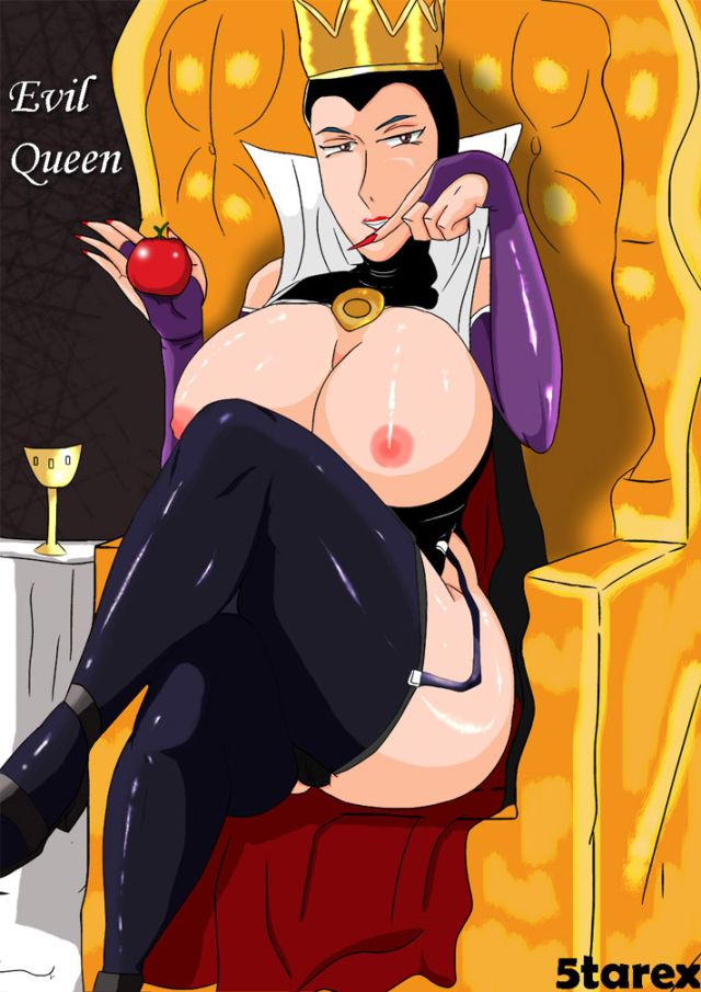 xxx cartoon images pictures page album from superheroes snow white pinup queen evil lusciousnet grimhilde